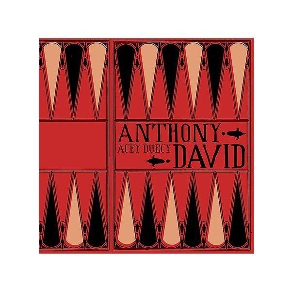 Anthony David album cover