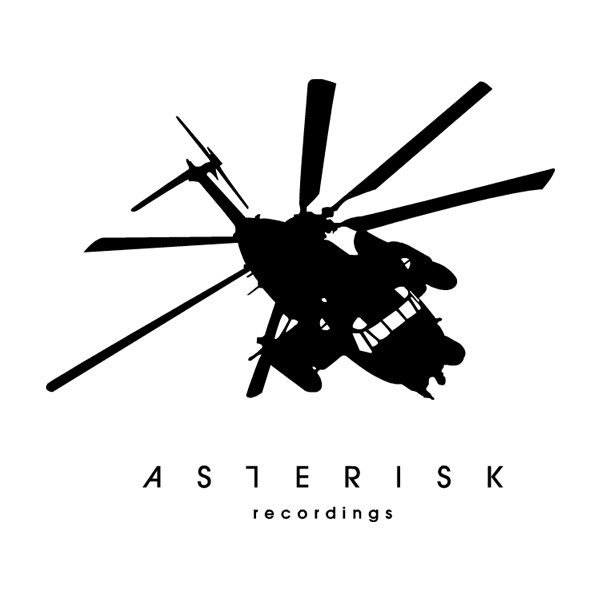 Asterisk Recordings logo