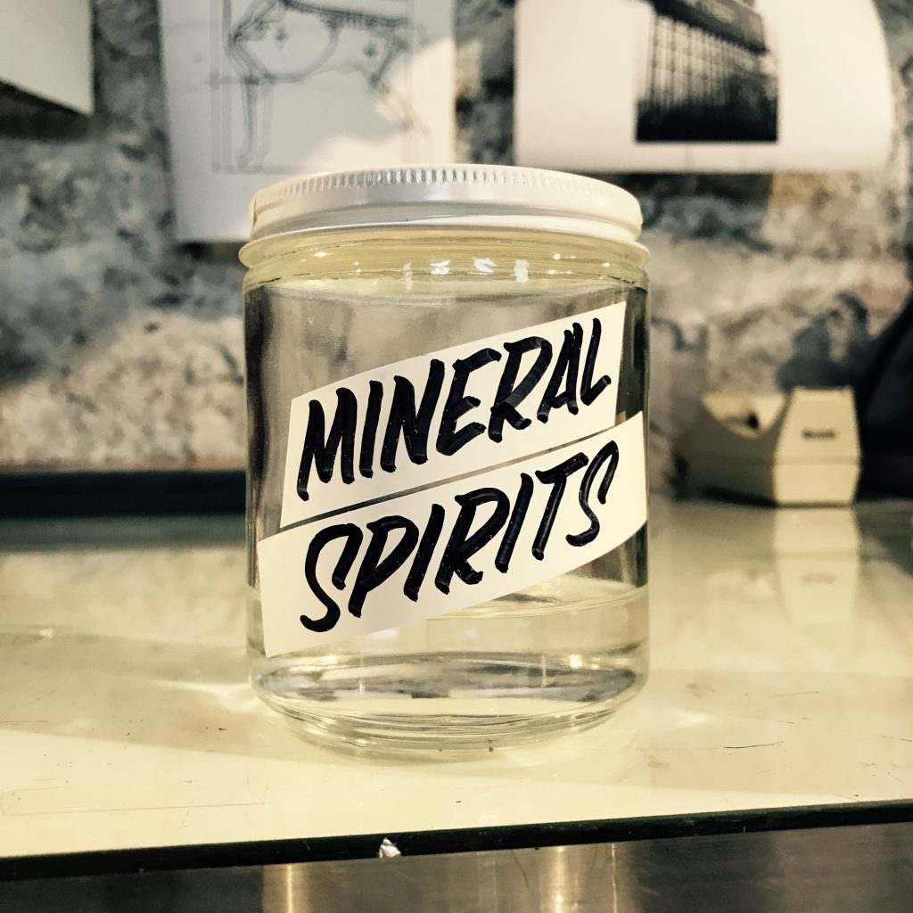 Mineral Sprits