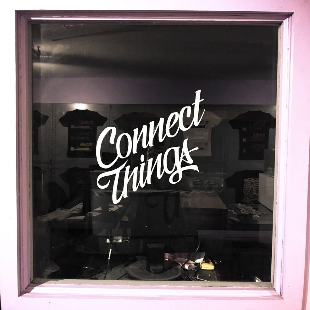 Connect Things at Danger Press