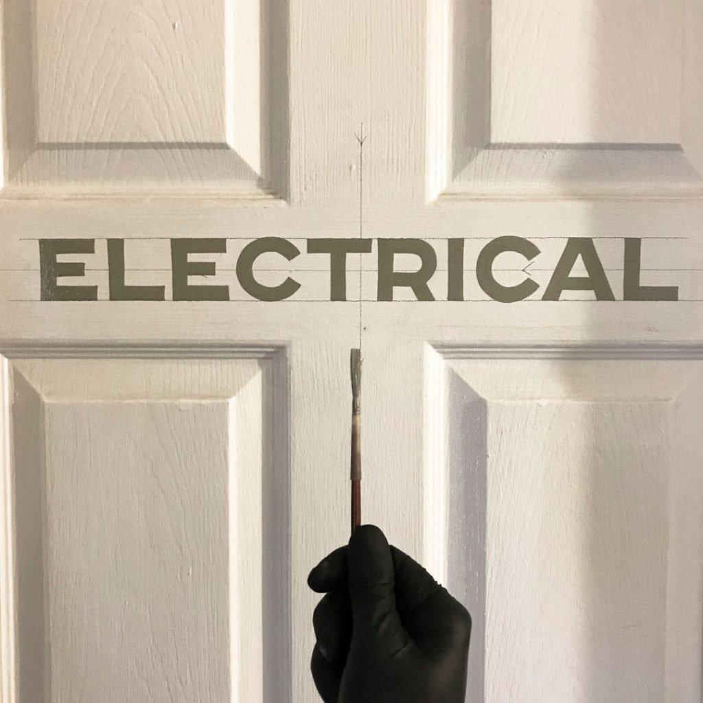 Electrical door for The 190 Walker Street Association