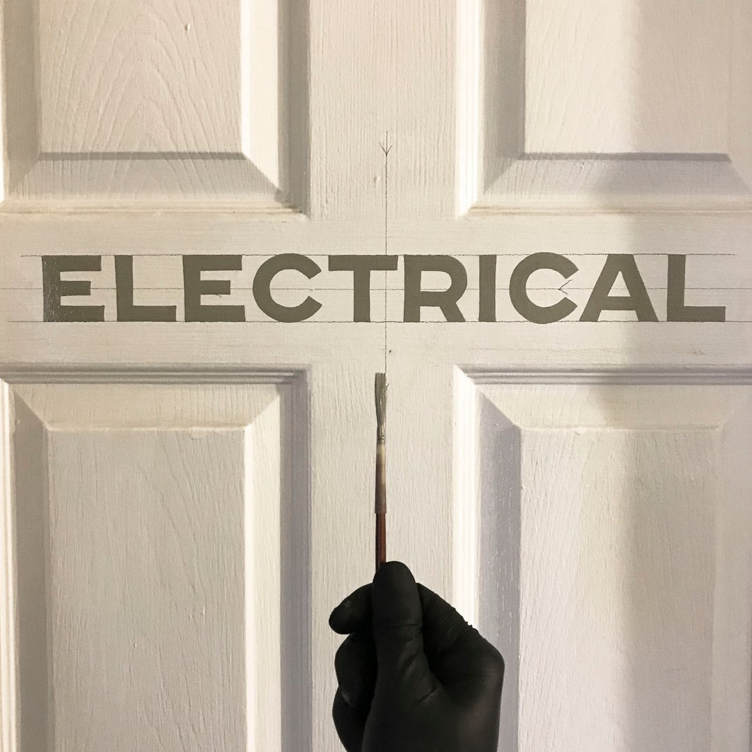 Electrical door for The 190 Walker Street Association